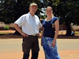 German team in Malawi