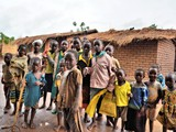 Kids in Nkhotakota community